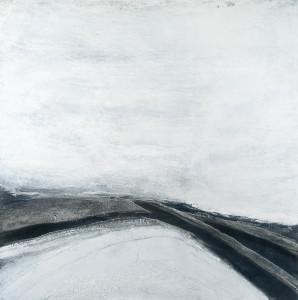 Pigments et liants acrylique sur toile, 150 x 150, 2013